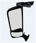 Weitwinkelspiegel für MB Actros MP4  komplett links