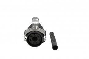 24V EBS Stecker, 7-polig, Schraubanschlüsse, Kontakte vormontiert