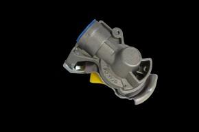Kupplungsköpfe M22 x 1,5, gelb, Bremse, Automatik