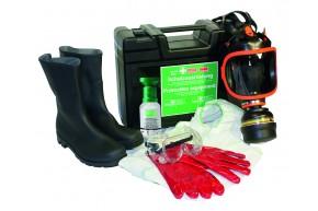 Schutzausrüstung im Koffer, 73 SN - Gefahrgutkoffer Typ III/73 SN