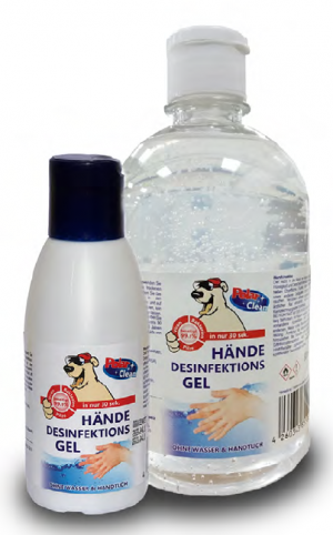 Handdesinfektionsmittel- Polar Clean 100ml